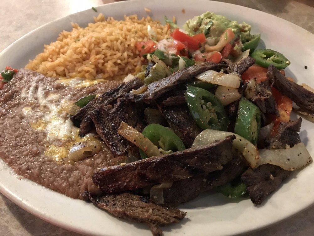 Tele's Mexican Restaurant #5: 401 S Tyler St, Gladewater, TX