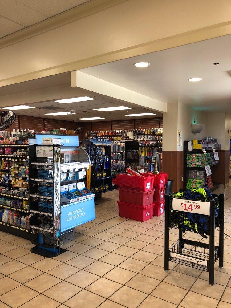 Flying J Travel Center: 2611 Fisher Blvd, Barstow, CA