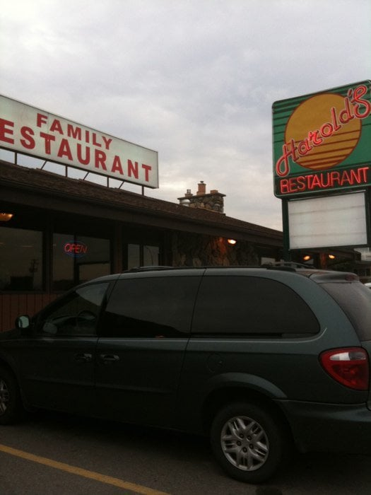 Harold S Restaurant Kamloops Bc
