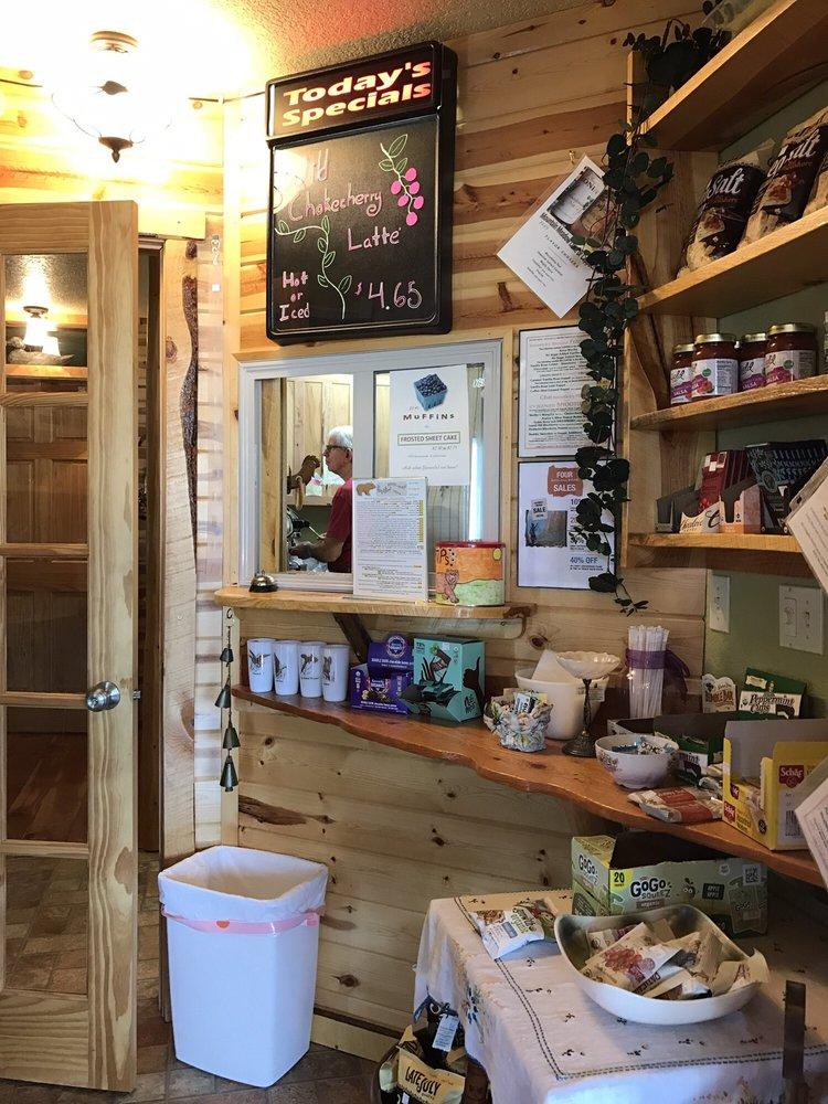 Smiling Bear Espresso Bar: 200 E Main St, Hill City, SD