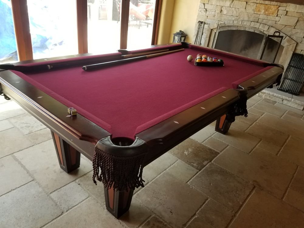 Pool Table Assembly In Carlsbad CA Yelp - Pool table assembly service near me
