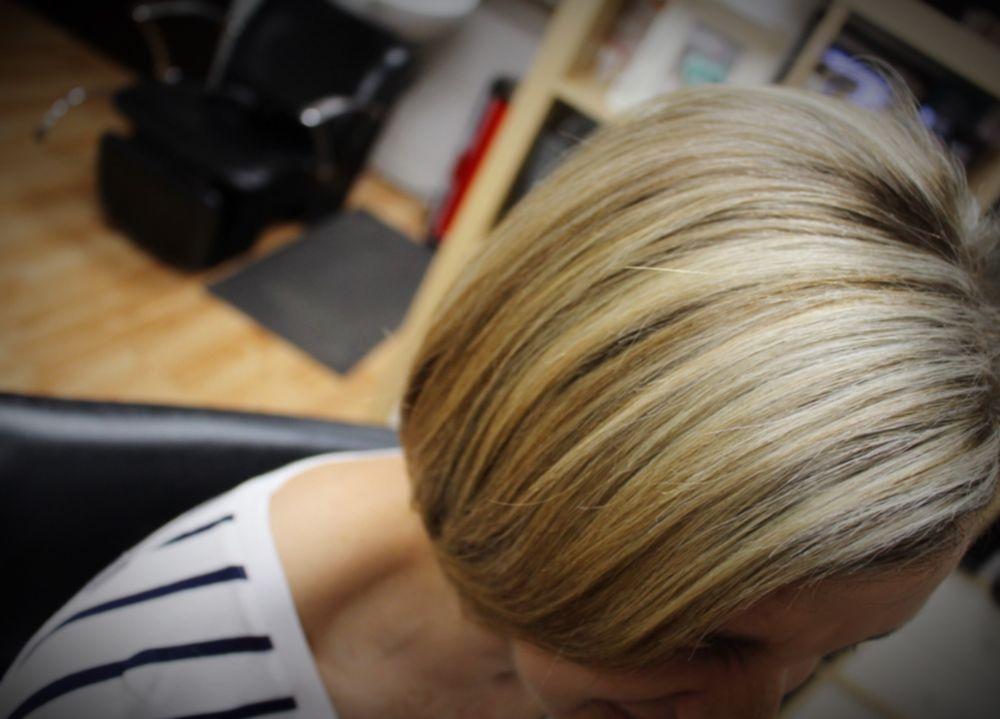 recension blond avsugning nära Gävle