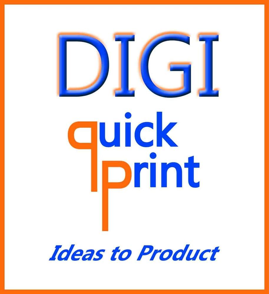 DIGI Quick Print: 5100 Leesburg Pike, Alexandria, VA