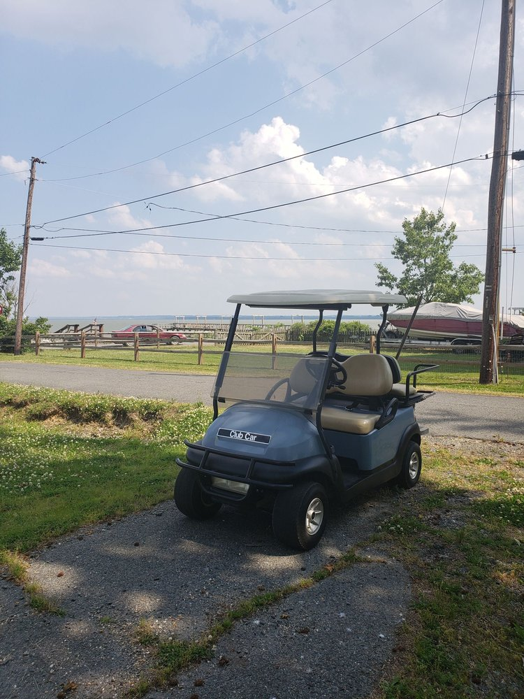 Beach Cart Rental: 823 Colonial Ave, Colonial Beach, VA