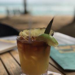 Lava Lava Beach Club Drink Menu