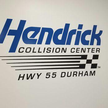 Photo Of Hendrick Collision Center Hwy 55 Durham Nc United States