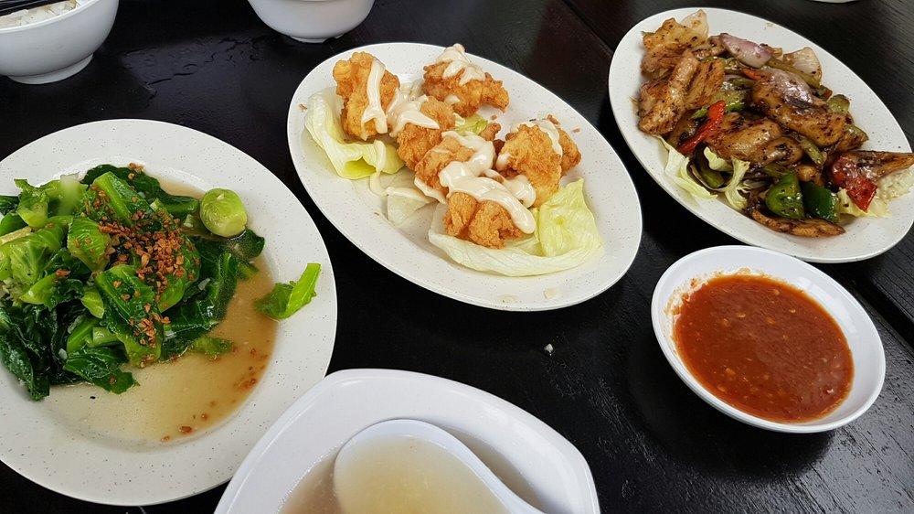 Harvest Seafood Restaurant Singapore