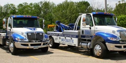 Towing business in Delhi, OH
