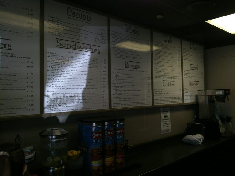 Castalano's Deli & Catering: 6897 W Park Ave, Houma, LA