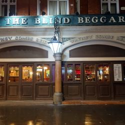 The blind beggar pub london