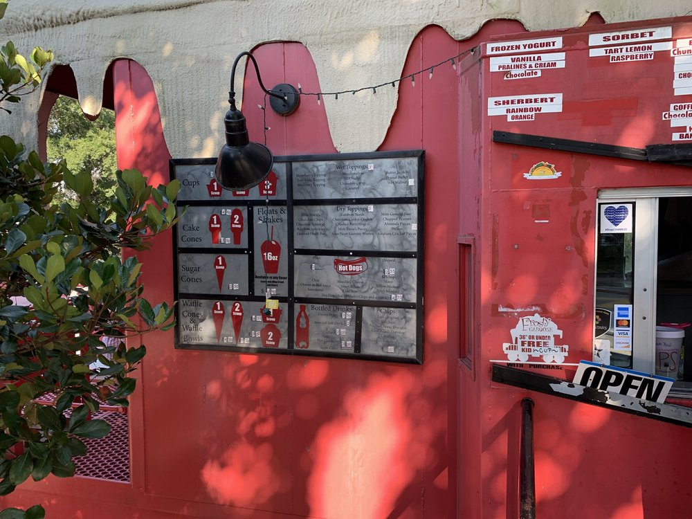 Frosty Caboose: 5435 Peachtree Rd, Chamblee, GA