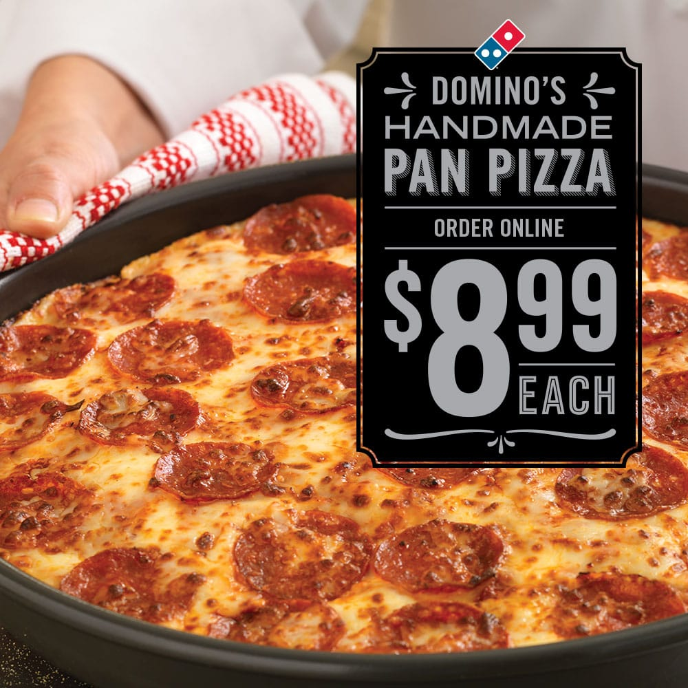 Domino's Pizza: 103 S Paul St, Woodsfield, OH