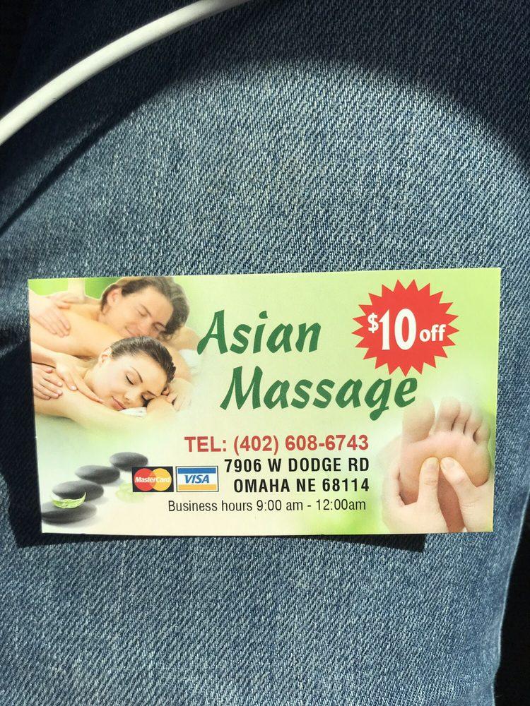 Asian Massage Black Cock