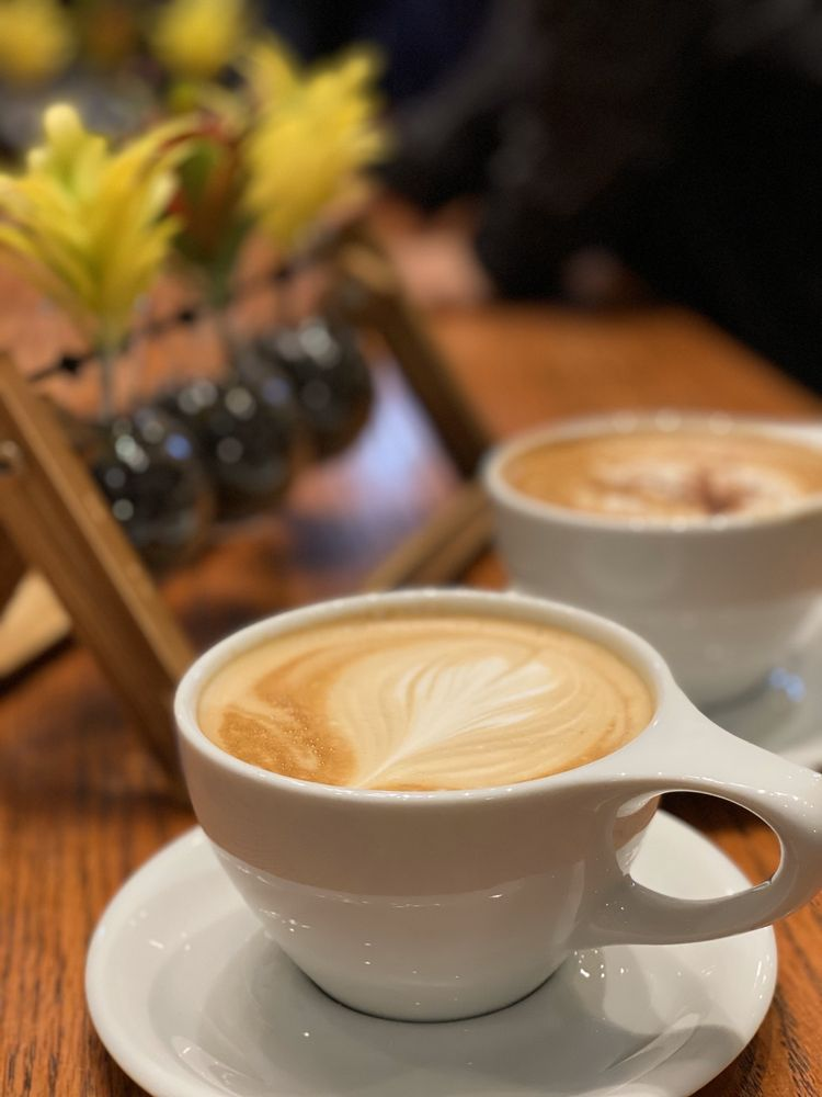 Mo.ni Coffee & Tea: 1522 Geary Rd, Walnut Creek, CA