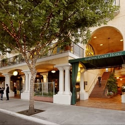 Photo Of Garden Court Hotel Palo Alto Ca United States Front Drive