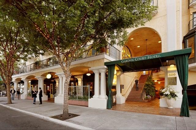 Garden Court Hotel 245 Photos 181 Reviews Hotels 520 Cowper St Palo Alto Ca Phone Number Yelp