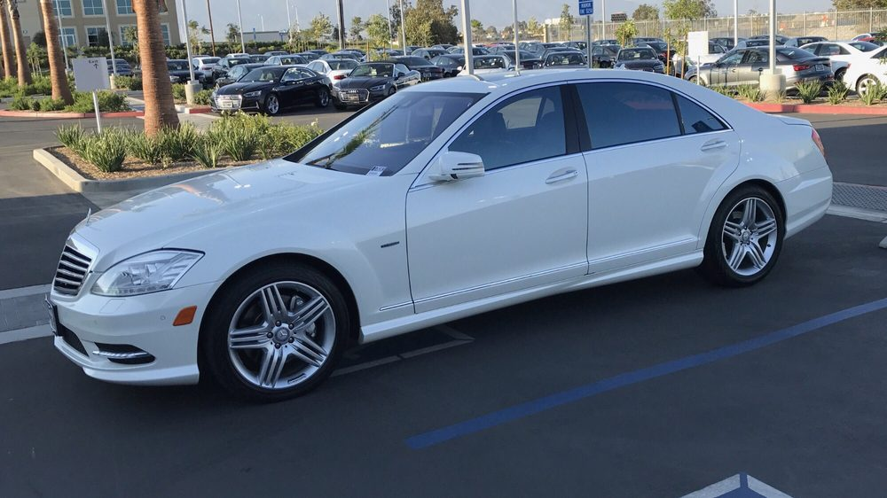 My new miracle whip s550 yelp for Walters mercedes benz riverside