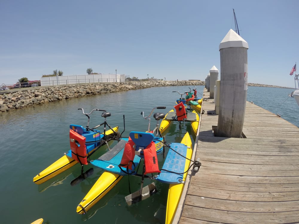 Photo Of Long Beach Hydrobikes Ca United States