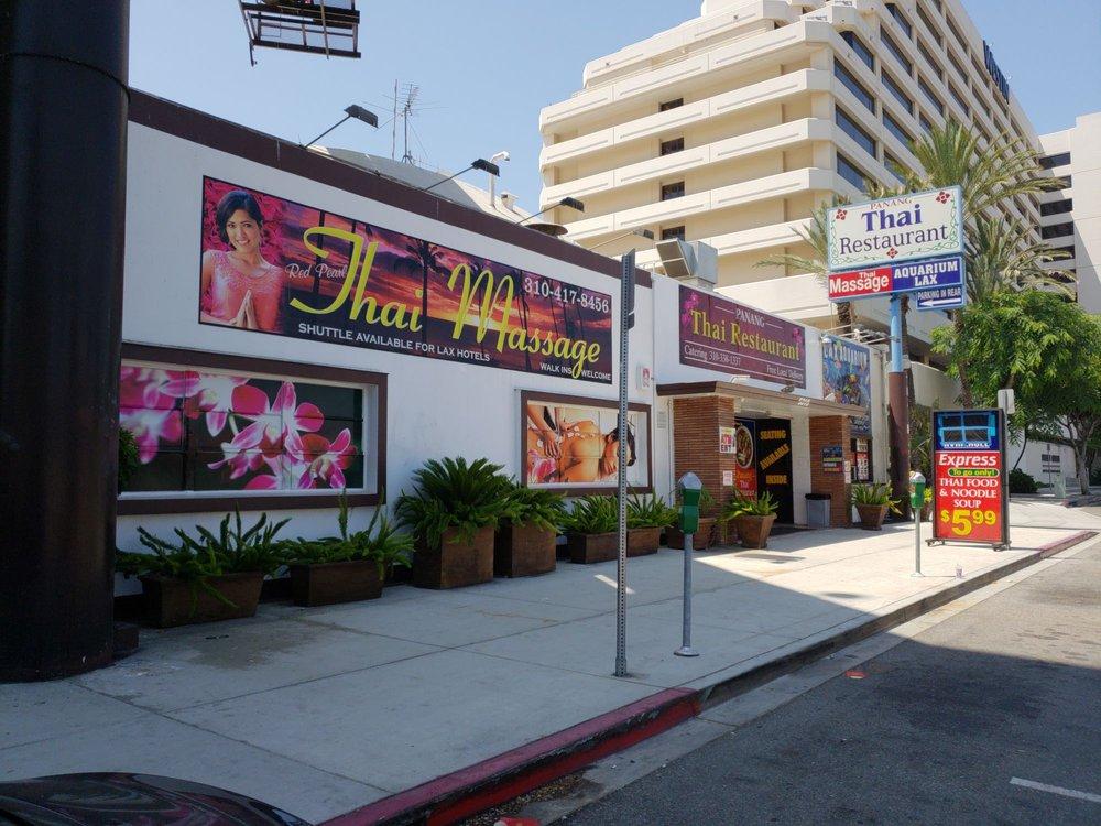 Red Pearl Thai Massage: 5310 W Century Blvd, Los Angeles, CA