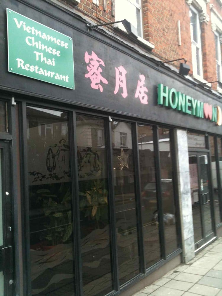 Honeymoon Chinese Restaurant Crouch End
