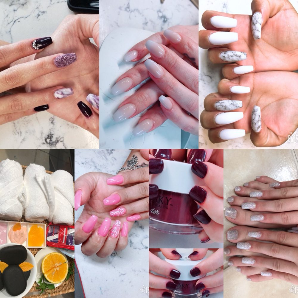 Color Nails and Spa: 2001 Texas Ave S, College Station, TX