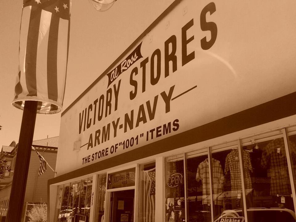 Victory Stores: 435 Virginia St, Vallejo, CA