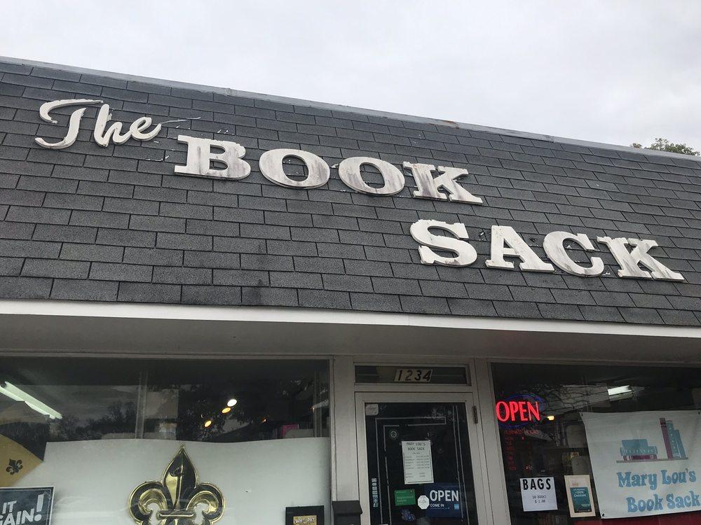 Mary Lou's  Book Sack: 1234 Bayou Ln, Slidell, LA