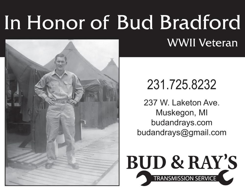 Bud & Ray's Transmission Service: 3189 E Apple, Muskegon, MI