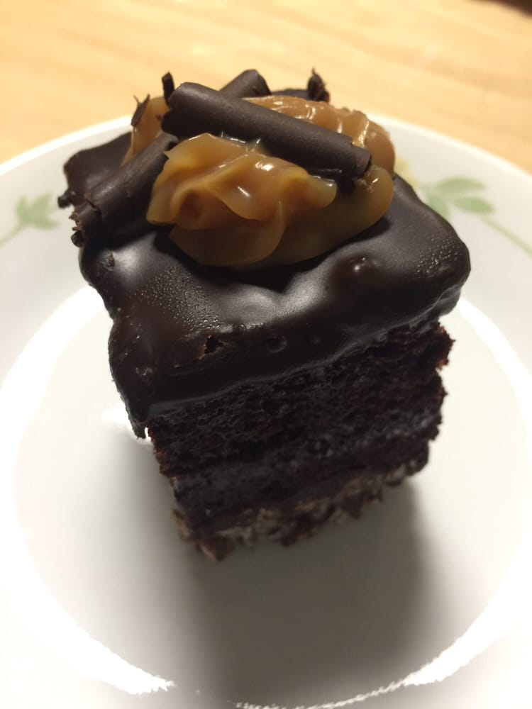 Salted Caramel Mousse Cake Whole Foods