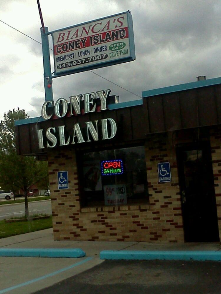 Coney Island Redford Mi