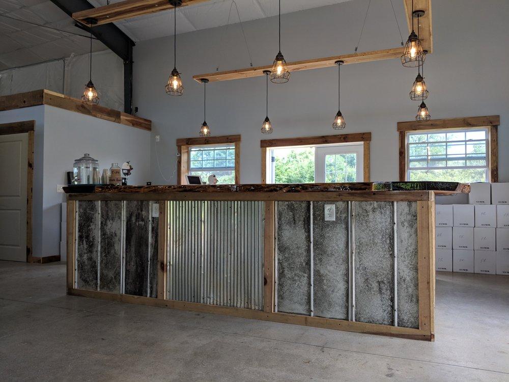 Sideways Farm & Brewery: 62 Eade Rd, Etowah, NC