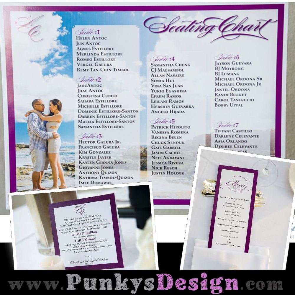 Tribal/Polynesian/Samoan Wedding Invitations - Yelp