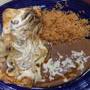 Photo Of El Cañon Mexican Restaurant Grove City Oh United States Pollo
