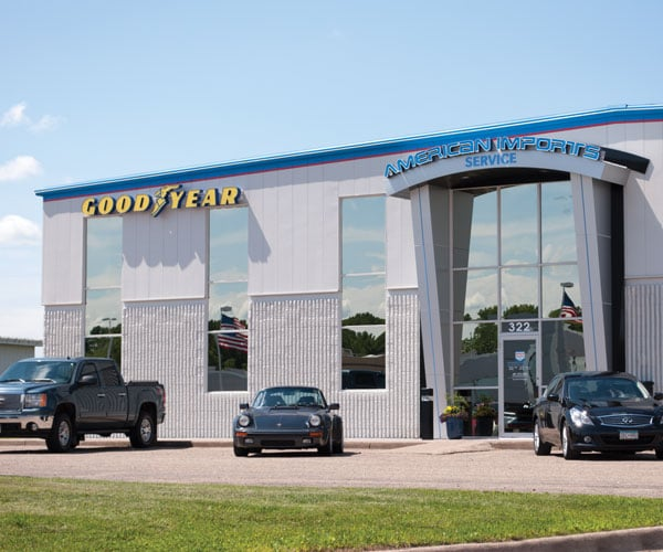 American Imports: 322 19th St SW, Forest Lake, MN
