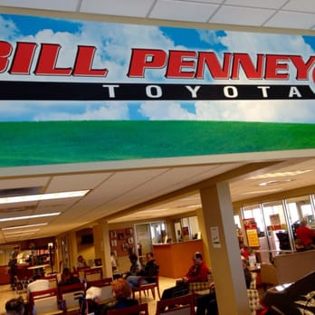 Photo Of Bill Penney Toyota   Huntsville, AL, United States. Service U0026 Parts