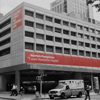 Newyork Presbyterian Lower Manhattan Hospital 23 Photos 89