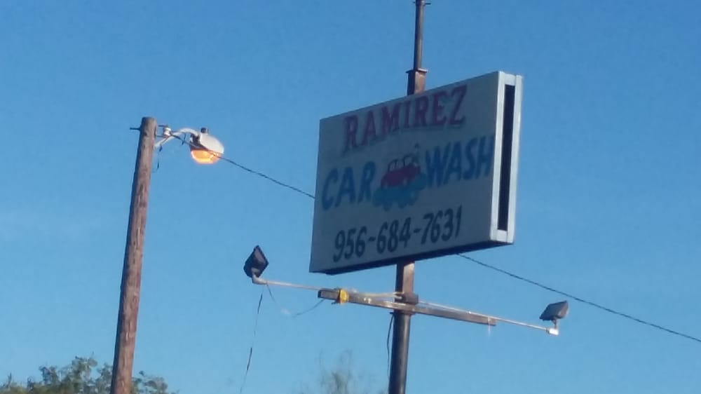 Ramirez Car Wash and Detailing: Vermont St, Mercedes, TX