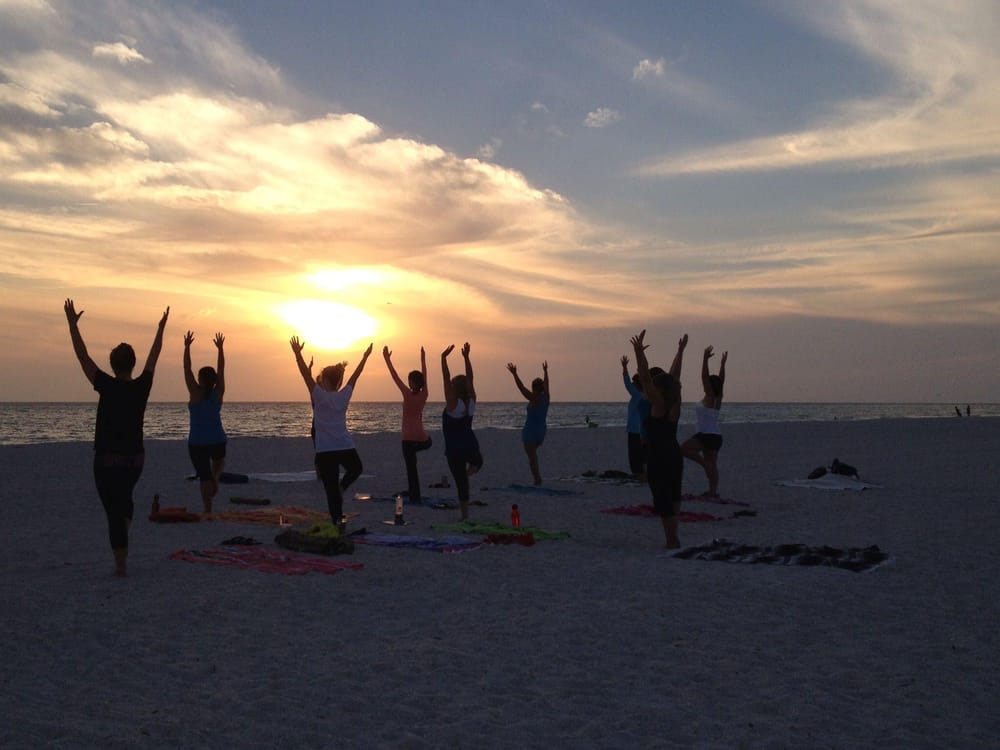 Beach Yoga Pinellas: 900 Gulf Blvd, Indian Rocks Beach, FL