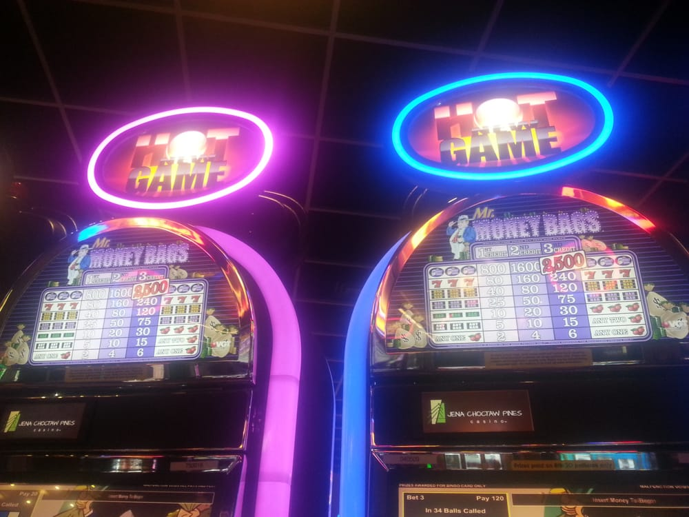 Jena Choctaw Pines Casino: 149 Chahta Trails, Dry Prong, LA