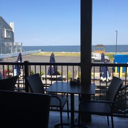 Photo Of Mama Lucia Chesapeake Beach Md United States View From Outdoor