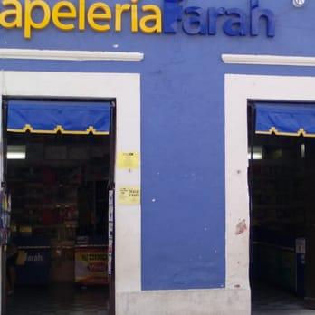 Papeleria farah papeler as calle 65 489 m rida yucat n n mero de tel fono yelp - Nombres de librerias famosas ...
