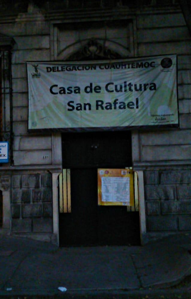 Casa de Cultura San Rafael