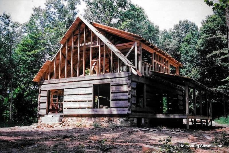 Helmsburg Sawmill: 2230 State Rd 45, Nashville, IN