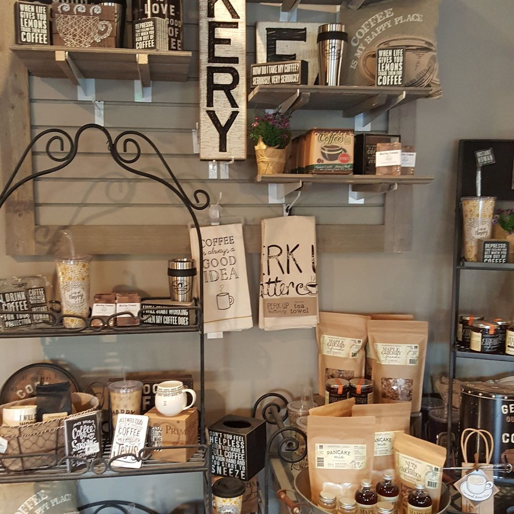 North Star Coffee: 4104 S Straits Hwy, Indian River, MI