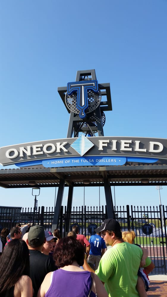 ONEOK Field Events