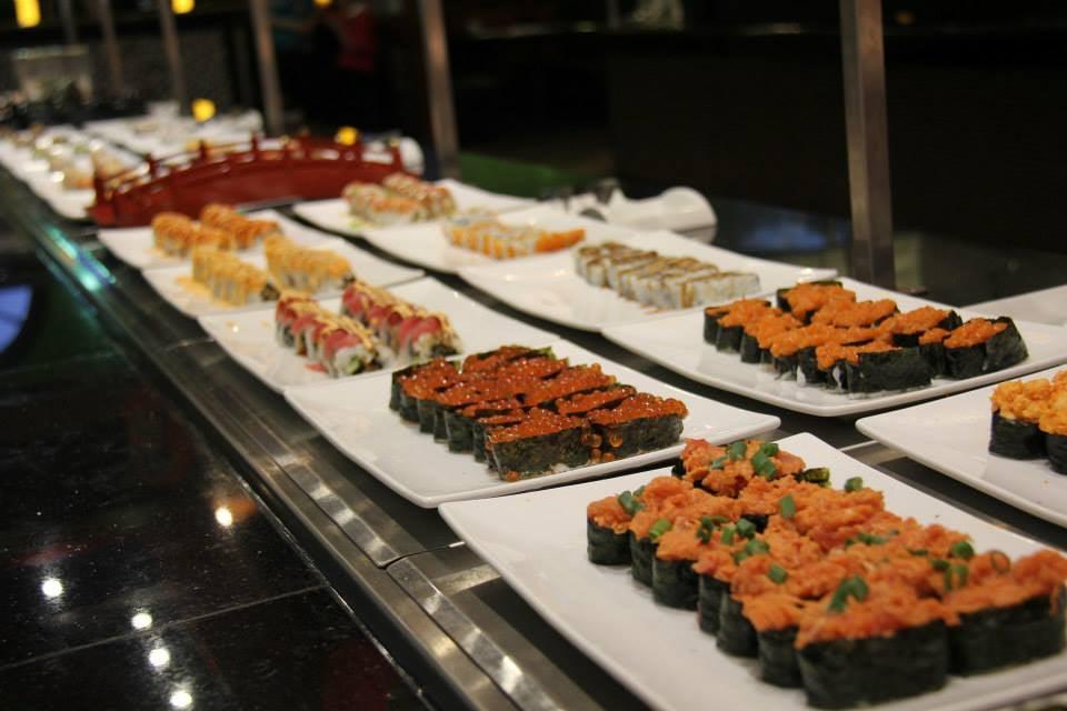 Asian fusion buffet wellington