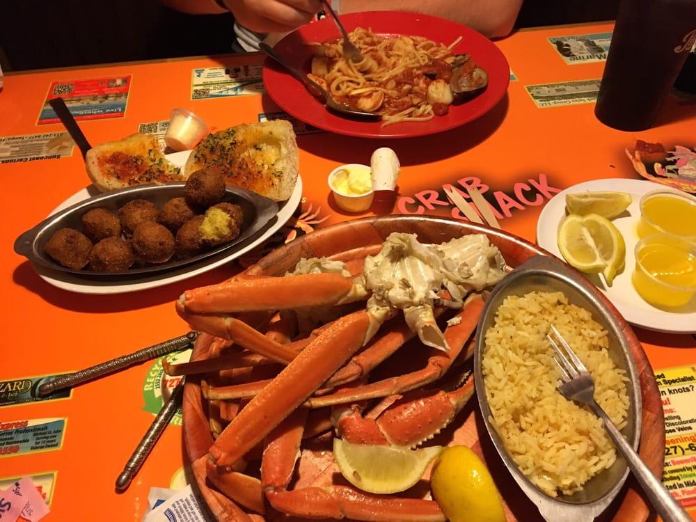 Crab Shack Restaurant: 11400 Gandy Blvd N, Saint Petersburg, FL