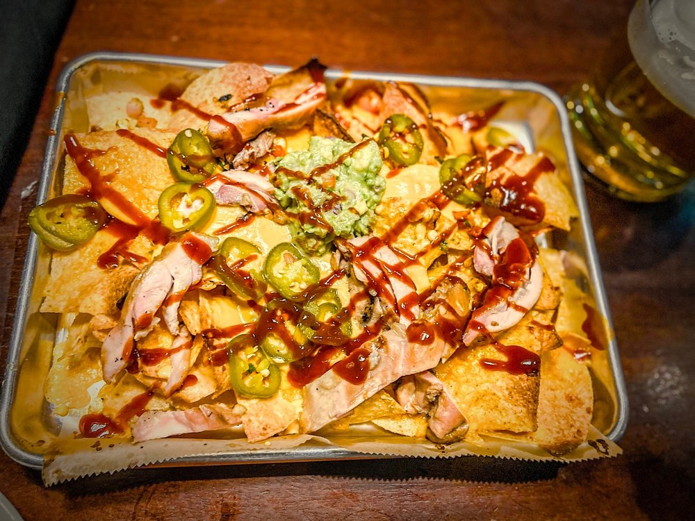 Social Spots from Blue Tractor BBQ & Brewery