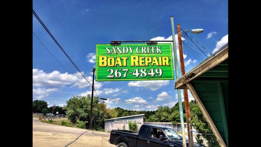 Sandy Creek Boat Repair: 18807 Fm 1431, Jonestown, TX