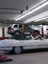 Jim's Custom Automotive: 505 S 1st St, Fairfield, IL